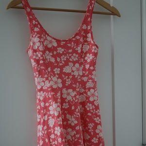 NEW Hollister Floral Dress XS